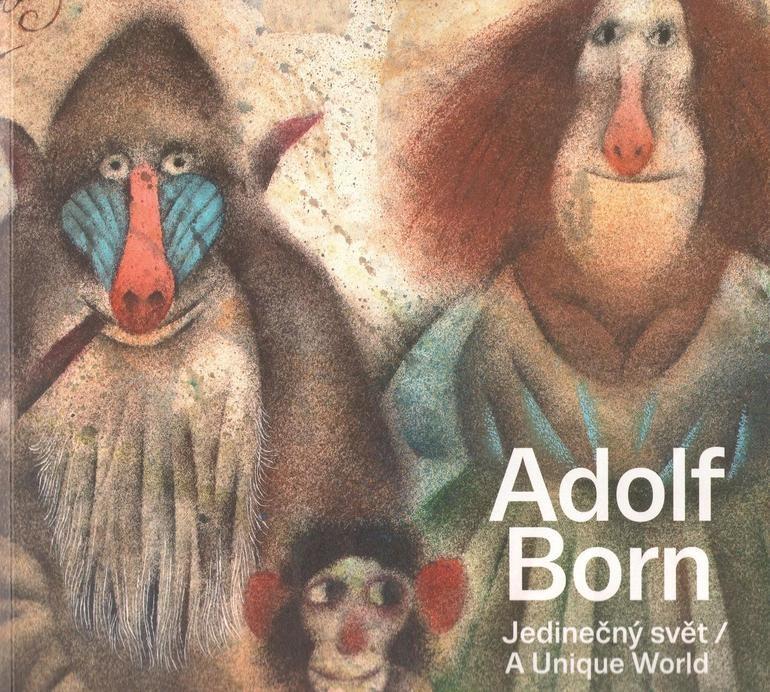 Adolf Born, Petr Volf, publikace, Retro Gallery