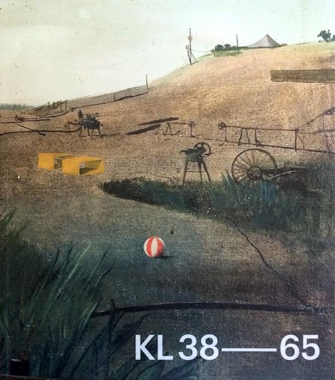 Kamil Lhoták, Jakub Sluka, KL 38-65, publikace, Retro Gallery
