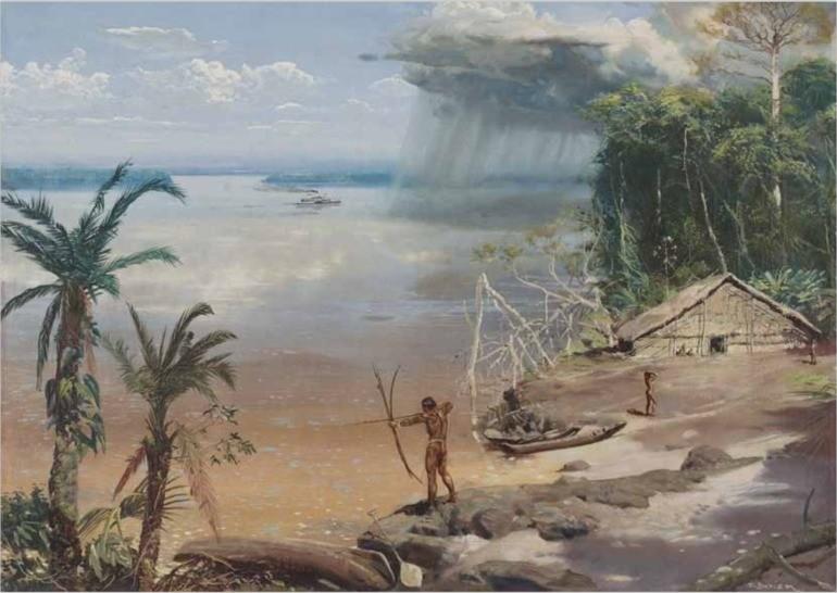 Na amazonském veletoku