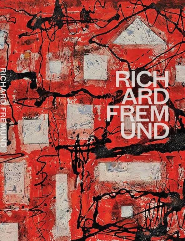 publikace, Richard Fremund, Katalog, Marcela Chmelařová, Retro Gallery,